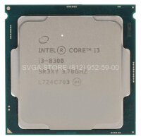 Процессор Intel Core i3-8300 (3.7Ghz/8Mb) LGA1151 tray [CM8068403377111SR3XY]