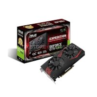 Видеокарта ASUS GTX1060 6Gb Expedition OC (192bit GDDR5 1569/1809Mhz) [EX-GTX1060-O6G]