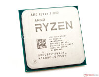 Процессор AMD RYZEN 3 3100 AM4 OEM (3.6-3.9G 16mb 4C/8T Cores 65W 7nm) [100-000000284]