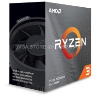Процессор AMD RYZEN 3 3100 AM4 BOX (3.6-3.9G 16mb 4C/8T Cores 65W 7nm) [100-100000284BOX]
