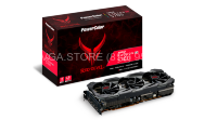 Видеокарта PowerColor RX 5700XT 8Gb Red Devil [AXRX 5700XT 8GBD6-3DHE/OC]