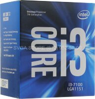 Процессор Intel Core i3-7100 BOX (3.90Ghz/3Mb) LGA1151 [BX80677I37100 S R35C]