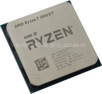 Процессор AMD RYZEN 7 3800XT AM4 OEM (3.9-4.7G 32mb 8C/16T 105W 7nm) [100-000000279]