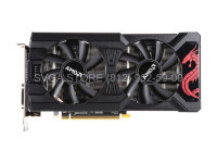 Видеокарта PowerColor RX570 8Gb [AXRX 570 8GBD5-DMV3]