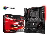 Материнская плата MSI X470 GAMING PRO (AM4, X470, 4xDDR4, ATX) [X470GAMINGPRO]
