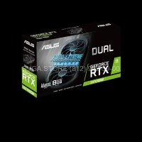 Видеокарта ASUS RTX 2070 SUPER 8Gb DUAL Advanced [DUAL-RTX2070S-A8G-EVO] (90YV0DK2-M0NA00)
