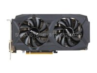 Видеокарта PowerColor RX580 8Gb [AXRX 580 8GBD5-DMV3]