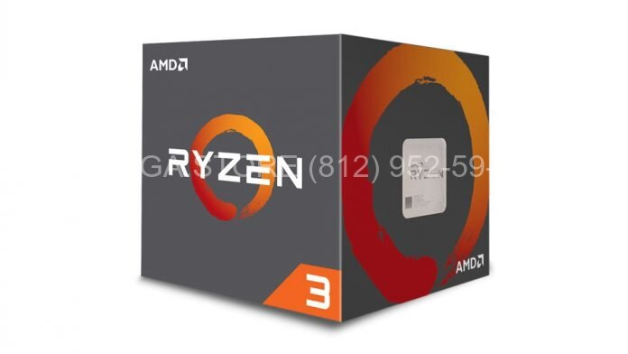 Процессор AMD RYZEN 3 1200 SAM4 BOX [YD1200BBAEBOX]