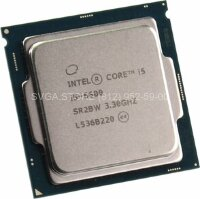 Процессор Intel Core i5-6600 (3.30Ghz/6Mb) LGA1151 tray [CM8066201920401SR2L5]