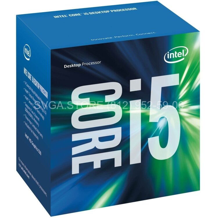 Процессор Intel Core i5-8500 (3.0Ghz/9Mb) LGA1151 BOX [BX80684I58500 S R3XE]
