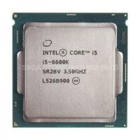 Процессор Intel Core i5-6600K (3.50Ghz/6Mb) LGA1151 tray [CM8066201920300 S R2L4]
