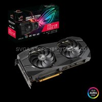 Видеокарта Asus RX 5500XT 8Gb Gaming Strix OC [ROG-STRIX-RX5500XT-O8G-GAMING]