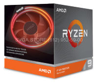 Процессор AMD RYZEN 9 3900X AM4 BOX [100-100000023BOX]