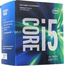 Процессор Intel Core i5-7600 (3.50Ghz/6Mb) LGA1151 BOX [BX80677I57600SR334]