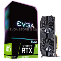 Видеокарта EVGA RTX 2070 SUPER 8Gb BLACK GAMING [08G-P4-3071-KR]
