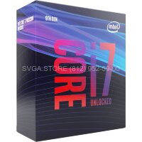 Процессор Intel Core i7-9700K (3.60GHz/12Mb) LGA1151 Box [BX80684I79700KSRELT]