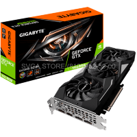 Видеокарта Gigabyte GTX 1660 SUPER 6Gb Gaming OC [GV-N166SGAMING OC-6GD]