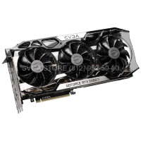 Видеокарта EVGA RTX 2080 Ti 11Gb Ti FTW3 ULTRA (OVERCLOCKED, 2.75 Slot Extreme Cool Triple + iCX2, 65C Gaming, RGB, Metal Backplate) [11G-P4-2487-KR]