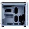 Корпус Corsair Crystal Series 280X TG micro ATX, white [CC-9011136-WW]