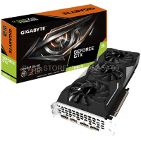 Видеокарта Gigabyte GTX1660Ti 6Gb GAMING OC [GV-N166TGAMING OC-6GD]