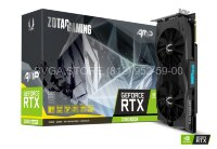 Видеокарта Zotac RTX 2080 Super Gaming AMP Edition 8Gb [ZT-T20820D-10P]