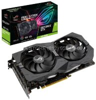 Видеокарта Asus GTX 1660 SUPER 6Gb ROG STRIX GAMING [ROG-STRIX-GTX1660S-6G-GAMING] (90YV0DW2-M0NA00)